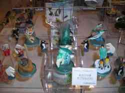 旭山動物園カプセル